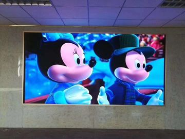 Mały piksel HD Led Video Wall TV Effect Slim Gap Regulowane bezszwowe szwy